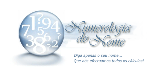 Numerologia do nome